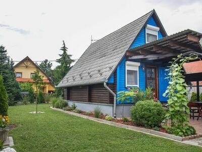 Balaton 509, Maison 4 personnes à Keszthely Balatonkeresztur