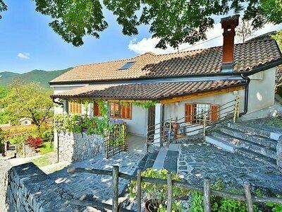 Brituh, Maison 4 personnes à Opatija Veprinac