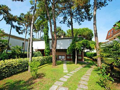 Villa Giove, Maison 6 personnes à Lignano Pineta