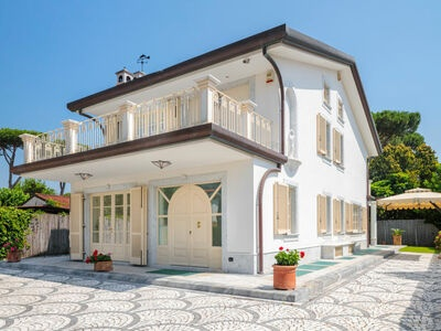 Verdeoro, Villa 11 personnes à Forte dei Marmi