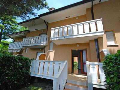 Villa del Silenzio, Maison 7 personnes à Lignano Pineta