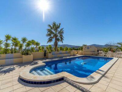 Vista del Valle II, Villa 6 personnes à Alicante Elche Crevillente