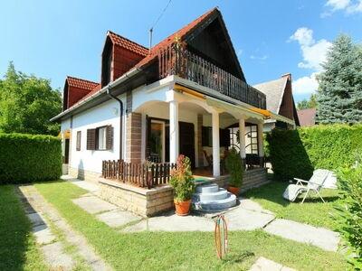 Acacia, Maison 6 personnes à Balatonföldvár