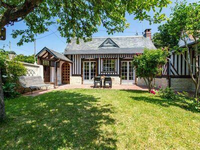 Petit Champ, Maison 4 personnes à Deauville Trouville