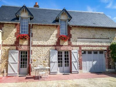 Yolande, Maison 4 personnes à Deauville Trouville