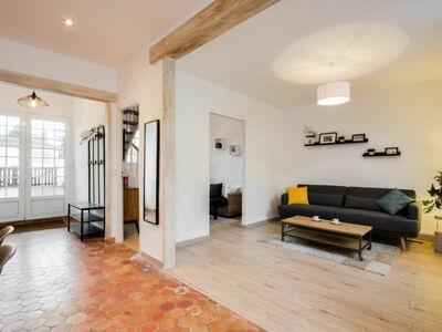Kergorlay, Villa 6 personnes à Deauville Trouville