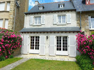 Pasteur, Maison 6 personnes à Saint Malo