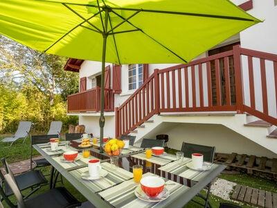 ASSOMBRENIA, Villa 10 personnes à Guethary