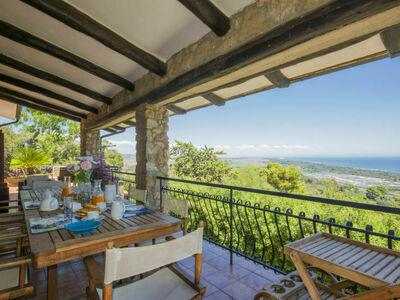 Von Salis, Villa 11 personnes à Ansedonia