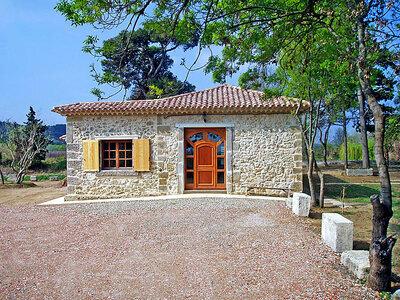 Domaine La Batisse, Maison 8 personnes à Fleury d'Aude
