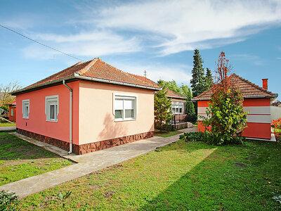 Peach, Maison 7 personnes à Balatonfenyves