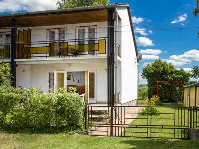 Balaton H415, Maison 6 personnes à Balatonboglar