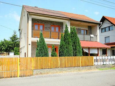Balaton H2060, Maison 6 personnes à Balatonboglar