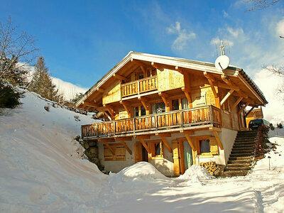 du Bulle, Location Chalet à Saint Gervais - Photo 1 / 31