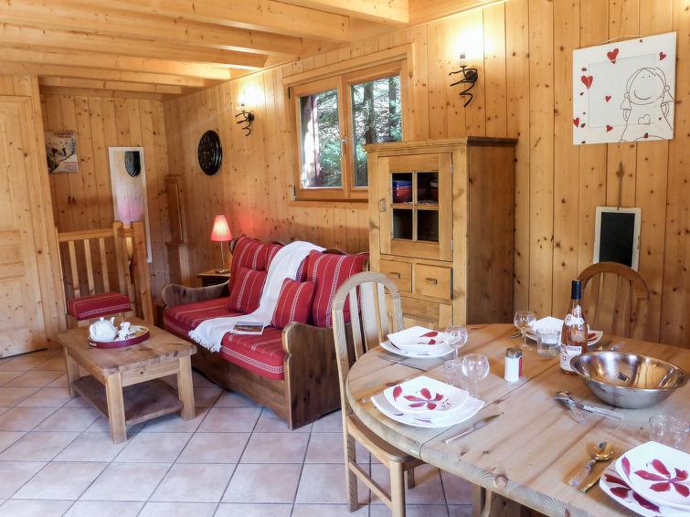 Evasion, Location Chalet à Chamonix - Photo 0 / 24