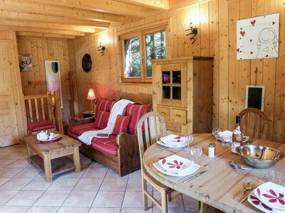 Evasion, Chalet 6 personnes à Chamonix
