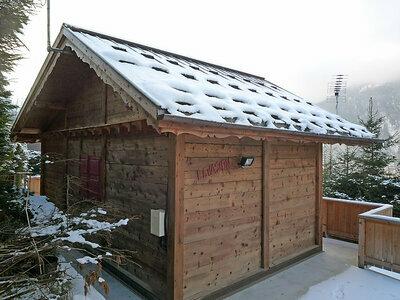 Evasion, Location Chalet à Chamonix - Photo 19 / 24