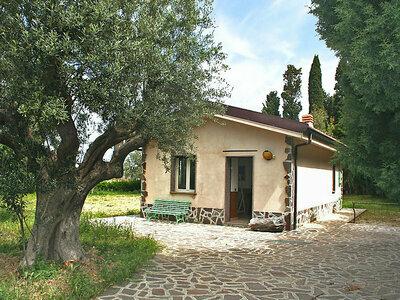 Lulablu, Maison 4 personnes à Tropea