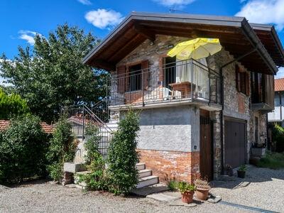 La Cascinetta, Maison 3 personnes à Ispra