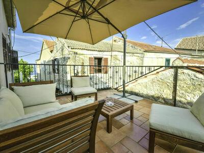 Mali dvori, Maison 6 personnes à Zadar