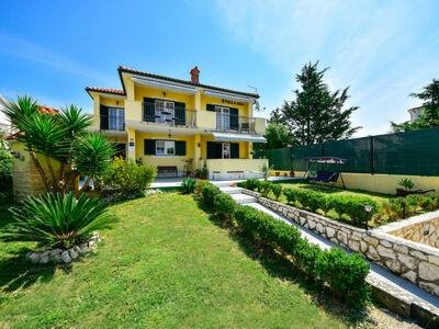 Ana, Villa 6 personnes à Rab Barbat