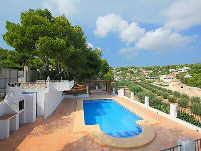 Maison de vacances Dulcinea, charmante propriété avec piscine et proche de la mer