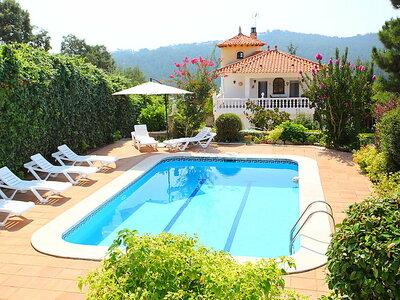 Maison la Torre, pour des vacances au soleil à l'abri des regards