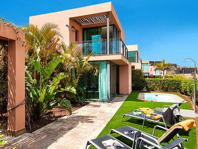 Villa Los Lagos 30, Maison 4 personnes à Maspalomas