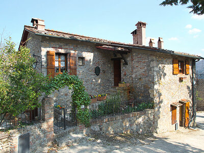 Il Casale, Gite 5 personnes à Monticiano