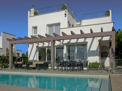 Villa Brisas, Maison 9 personnes à Son Bou