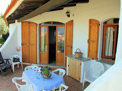 Sa Fiorida B, Maison 4 personnes à Valledoria