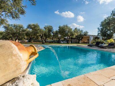 Villa Safiria, Maison 5 personnes à Lecce