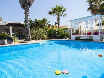 villa cotriero pool, Maison 8 personnes à Gallipoli
