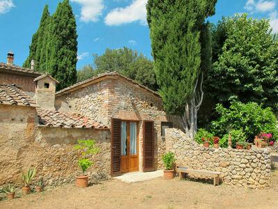 Bellaria (SIA331), Maison 2 personnes à Siena