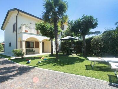 Stefano, Villa 7 personnes à Forte dei Marmi