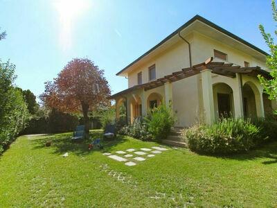 Villa Gino, Villa 10 personnes à Forte dei Marmi