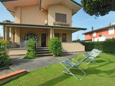 Rita, Villa 7 personnes à Forte dei Marmi