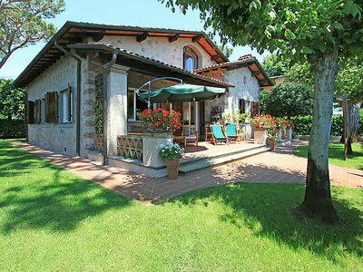 Andrea, Villa 8 personnes à Forte dei Marmi
