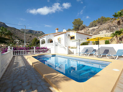 Villa Benicuco, maison pleine de charme dans cadre romantique et verdoyant