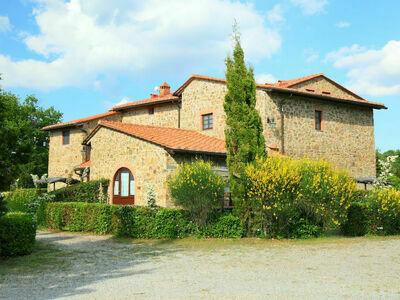 Lo Scoiattolo n° 10, Gite 10 personnes à Gaiole in Chianti