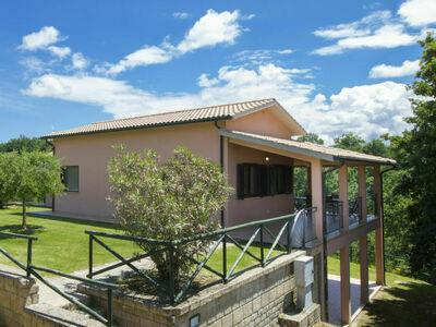 Thermae Villa 34, Maison 10 personnes à Pitigliano