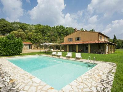 Villa La Piaggia, Gite 10 personnes à Arezzo