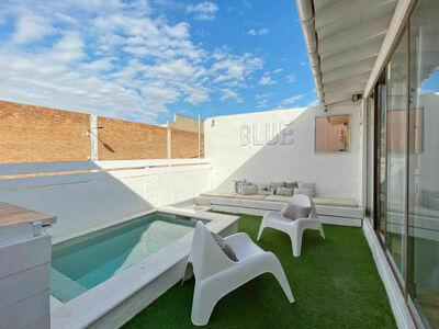 Casa Azul, Maison 8 personnes à Barcelona