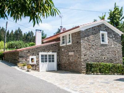 El Olivo, Maison 6 personnes à Perbes Rías Altas