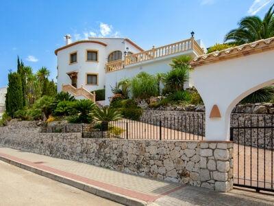 Villa Rafol, Villa 6 personnes à Pego