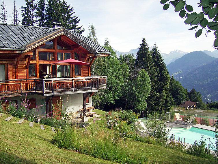 L'Epachat, Location Chalet à Saint Gervais - Photo 0 / 40
