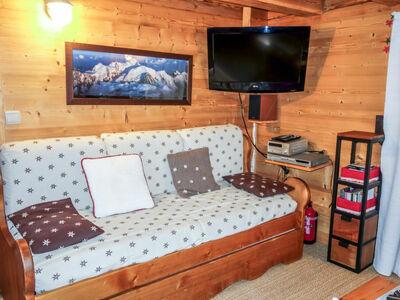 Mille Bulle, Location Chalet à Saint Gervais - Photo 7 / 26