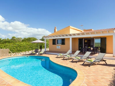 Villas Menorca Sur,3 dorm.spec (SNB112)