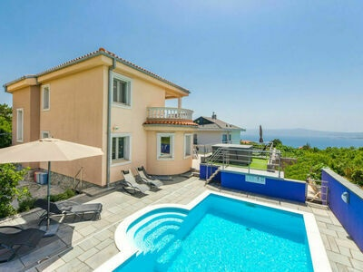 Villa Ceca, Maison 10 personnes à Crikvenica