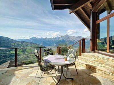 Aosta, Chalet 8 personnes à Veysonnaz